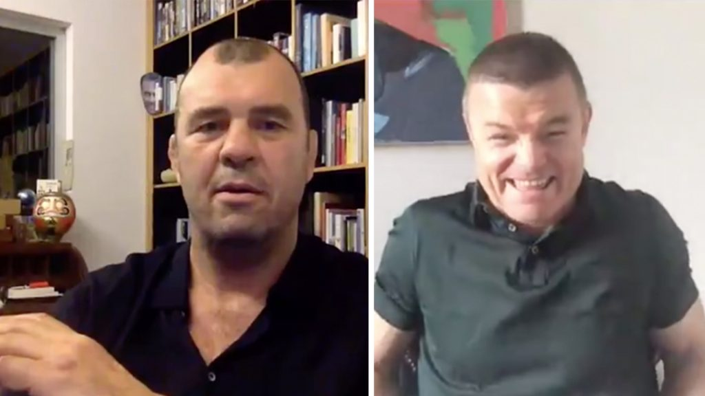 Hilarious technical glitch in BT Sport live call sends Brian O'Driscoll over the edge