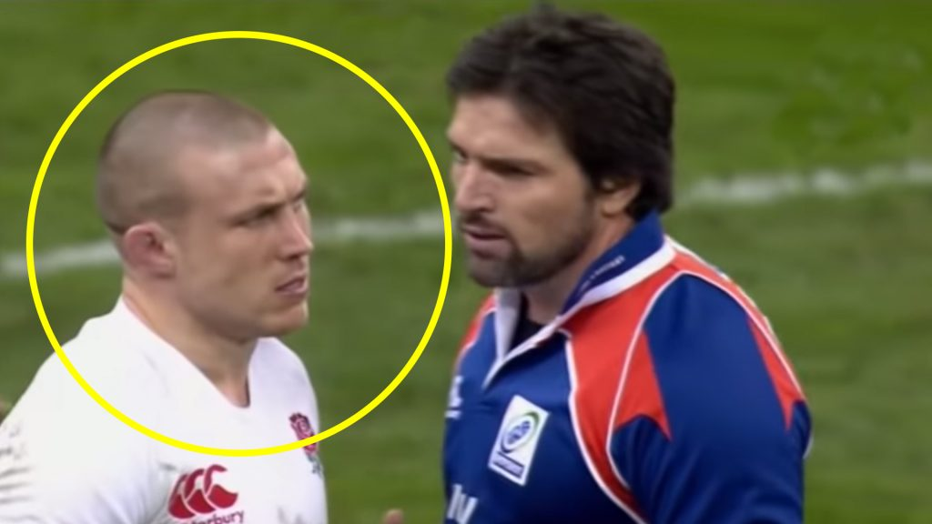 Hilarious footage reveals the day the Welsh changed Mike Brown forever