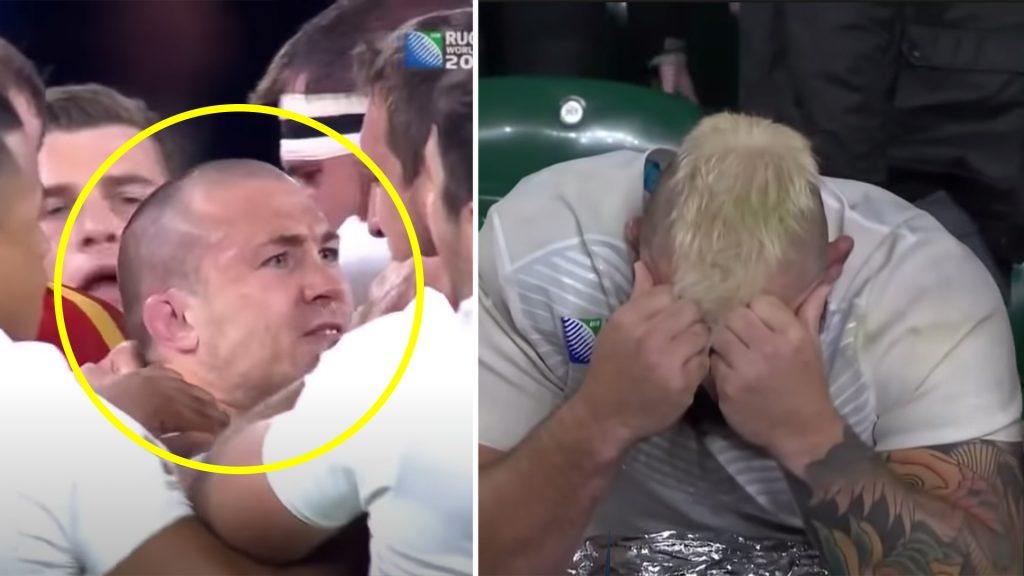 A video has emerged online showing the teams that have choked the worst rugby history