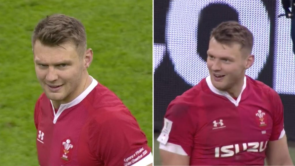 Video reveals just how much Welsh international Dan Biggar complained during the Six Nations