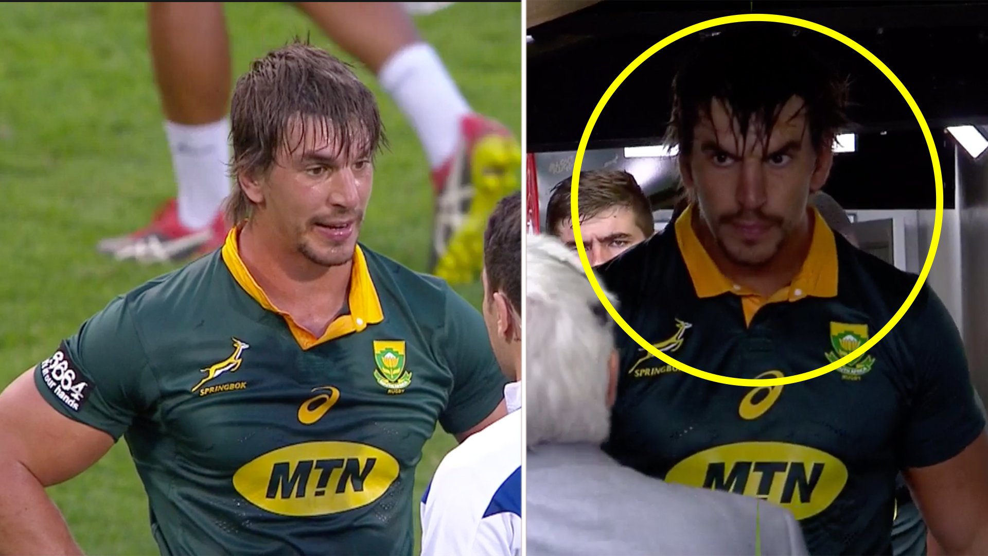 The incident which earned Eben Etzebeth the reputation as the scariest man in rugby