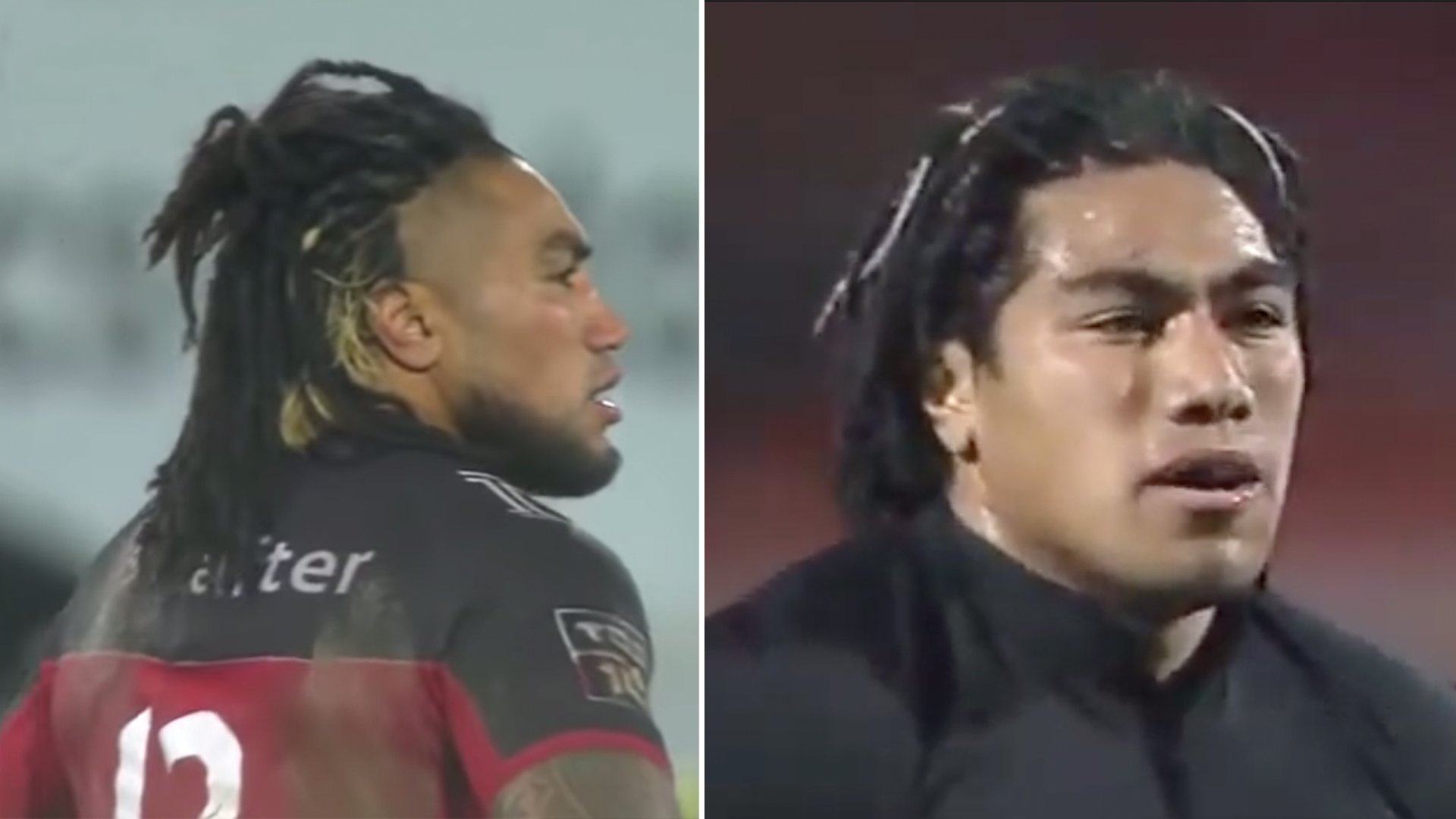 A new video reveals just how thuggish All Black Ma'a Nonu has been throughout his rugby career