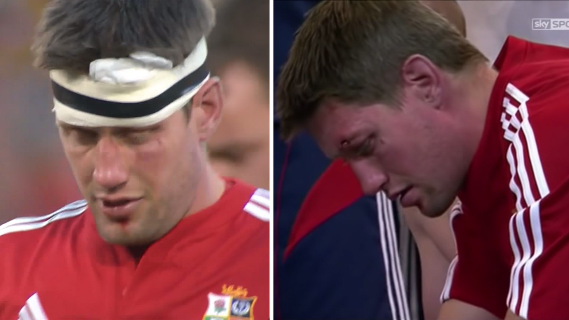 The worst ten minutes any player has ever had in a Lions jersey?
