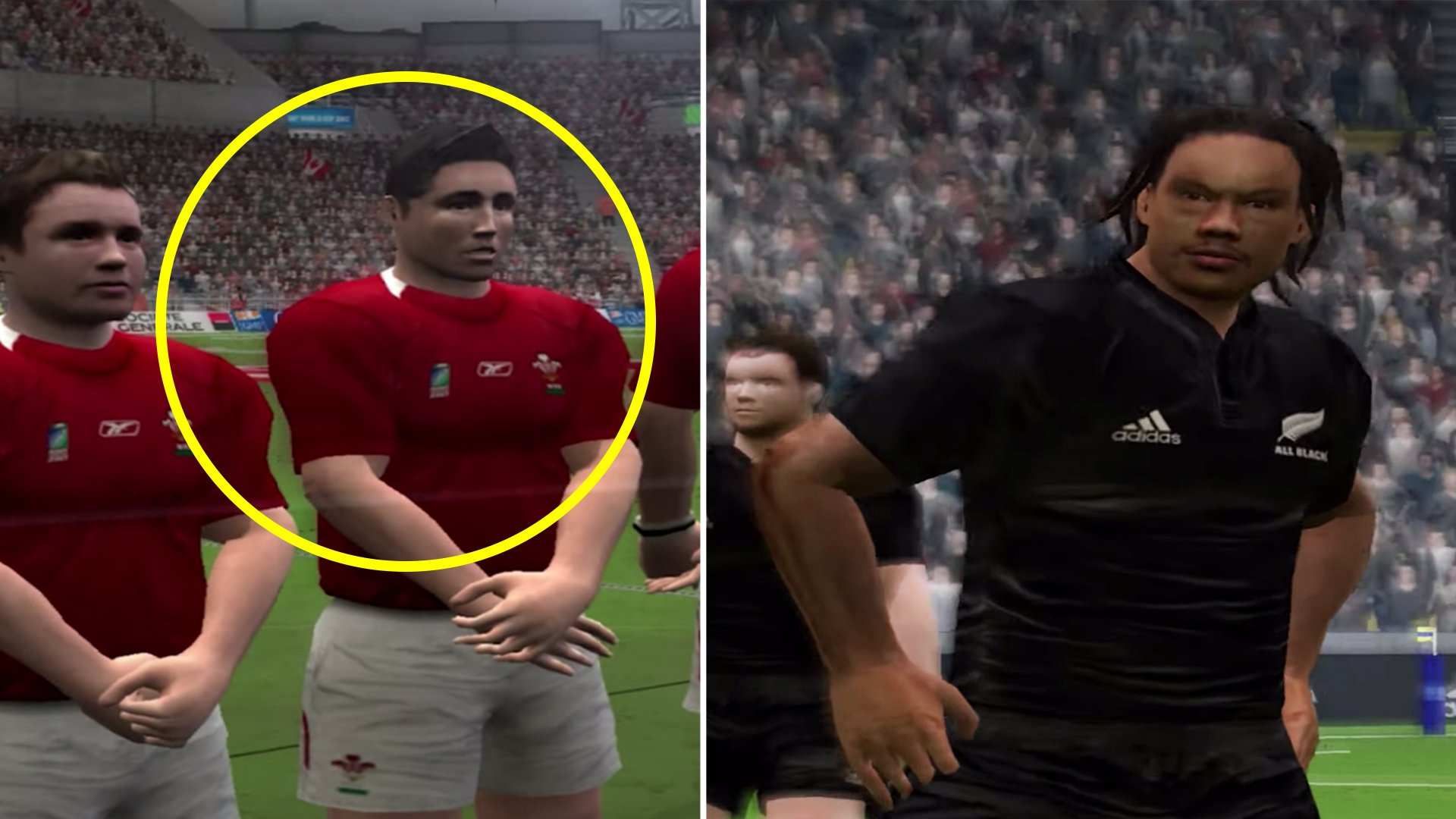 Rugby 08 is sadly still the best rugby game on the market 12 years after release