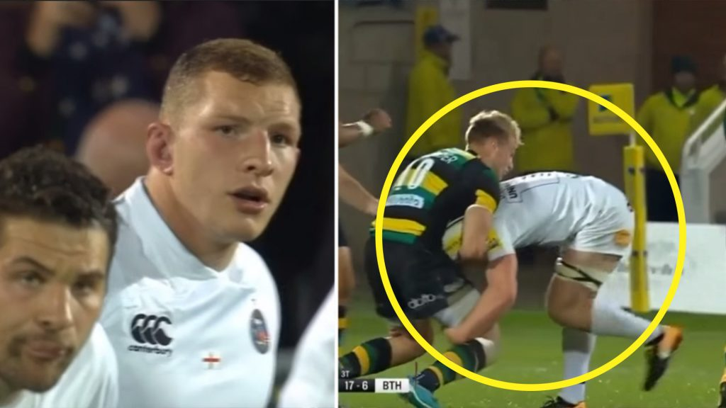 The terrifying Sam Underhill club debut that instantly put him in the spotlight