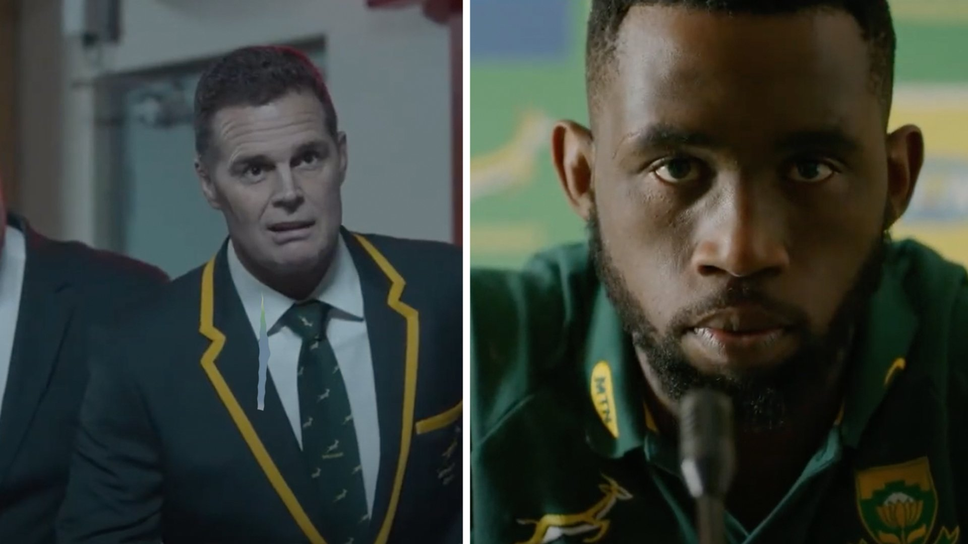 Springboks release spine tingling trailer for their Official World Cup winning documentary