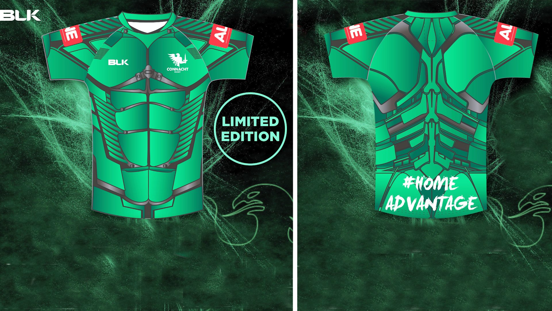 Connacht have just dropped a new kit and it's outrageous