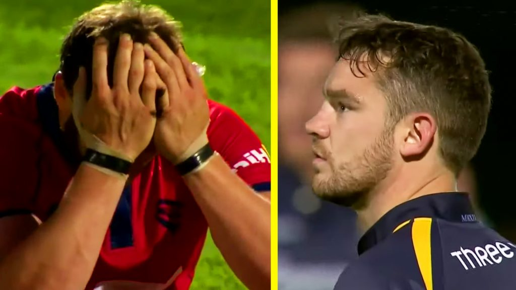 New video shows miraculous 6 minute comeback that took Worcester to the Premiership