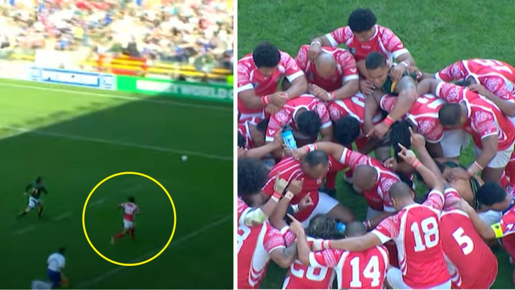 The day Tonga came one bounce away from rugby immortality
