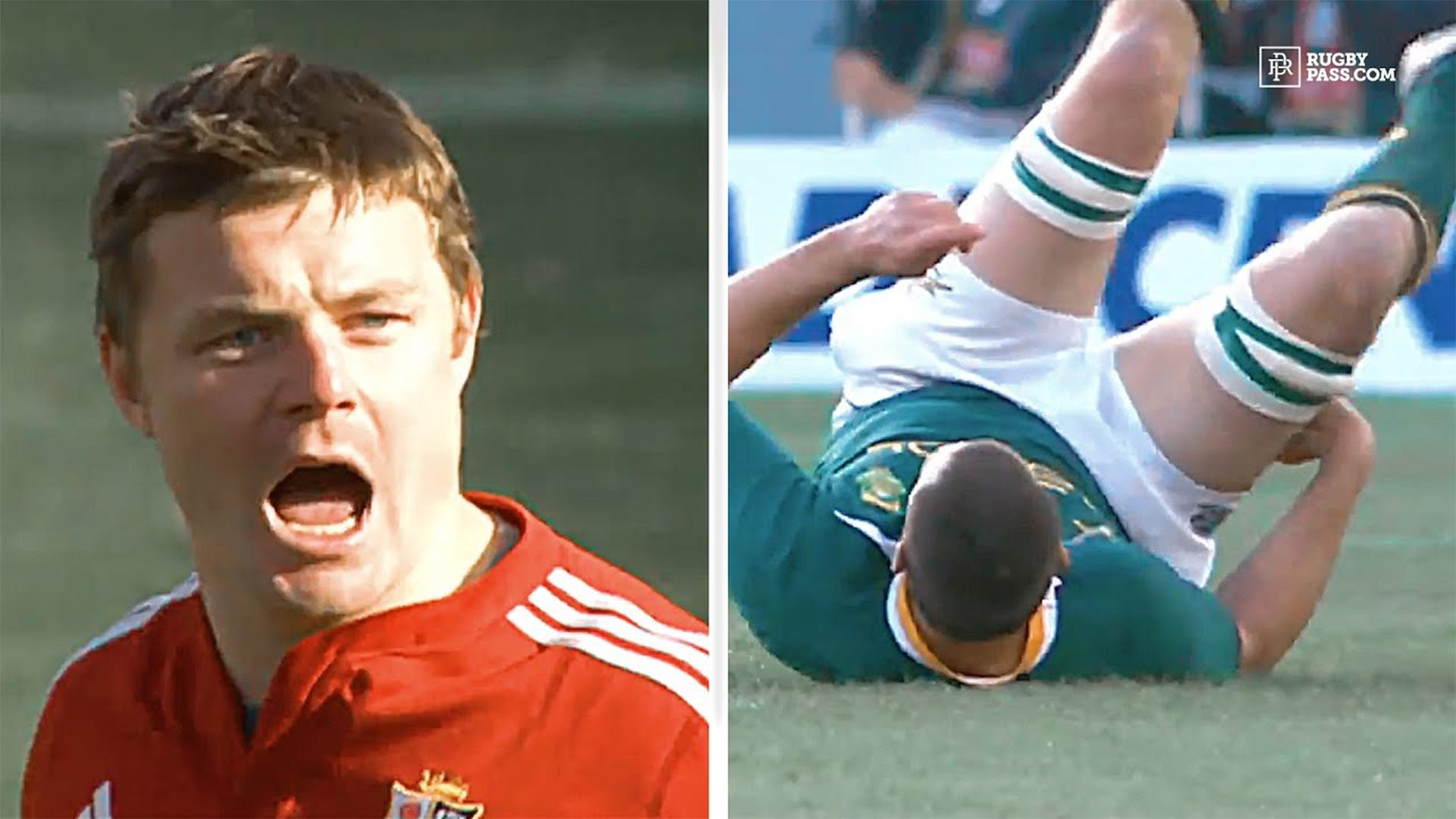The reason why every South African fears the name Brian O'Driscoll