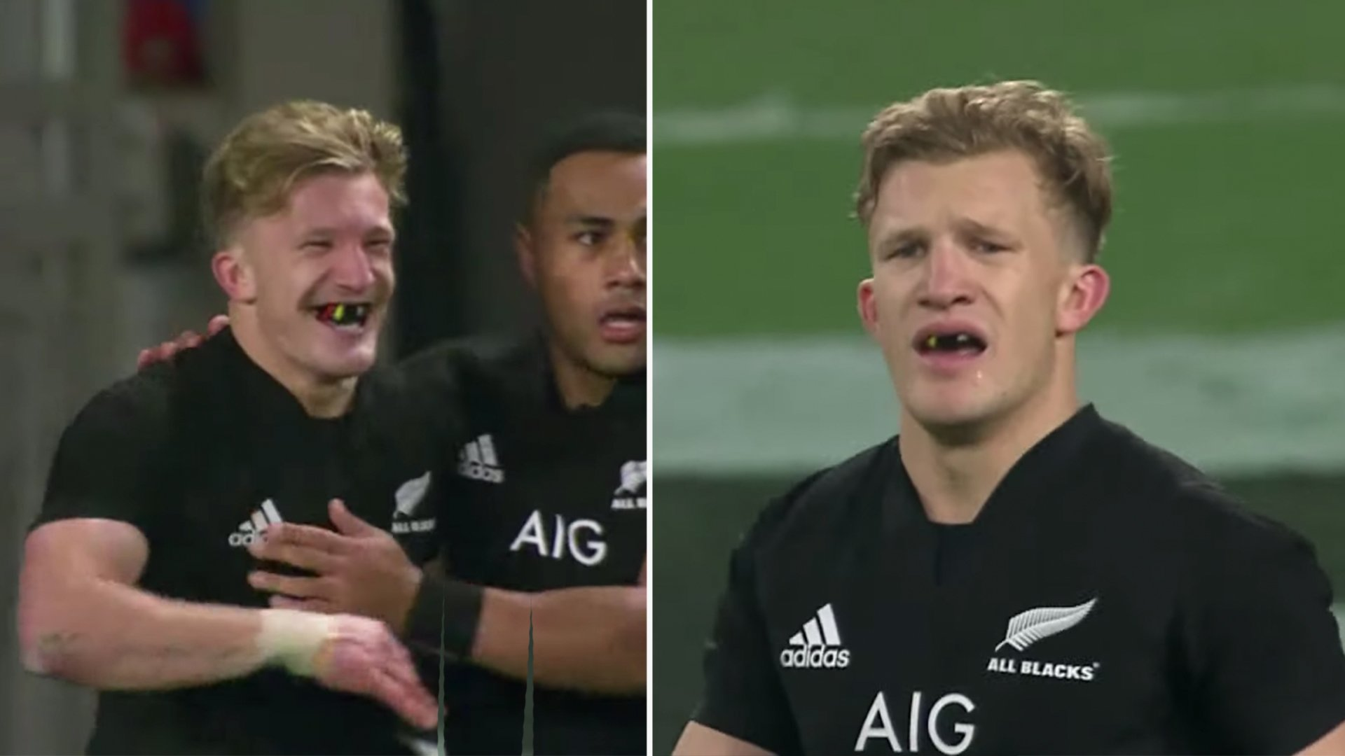 Damian McKenzie is only 25 and has one of the best highlight reels in rugby