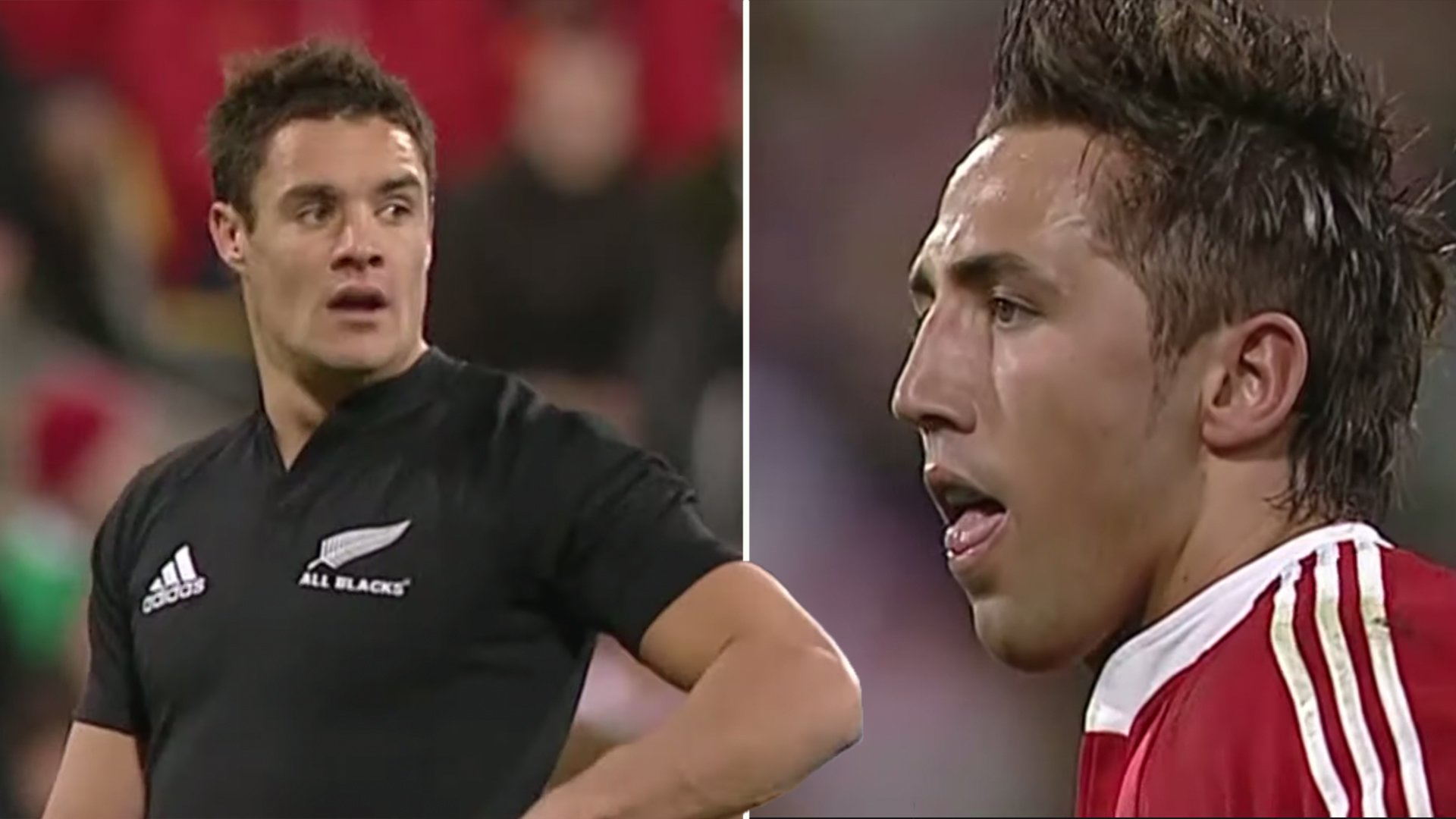 Full footage of has been released of the game when Dan Carter changed rugby forever