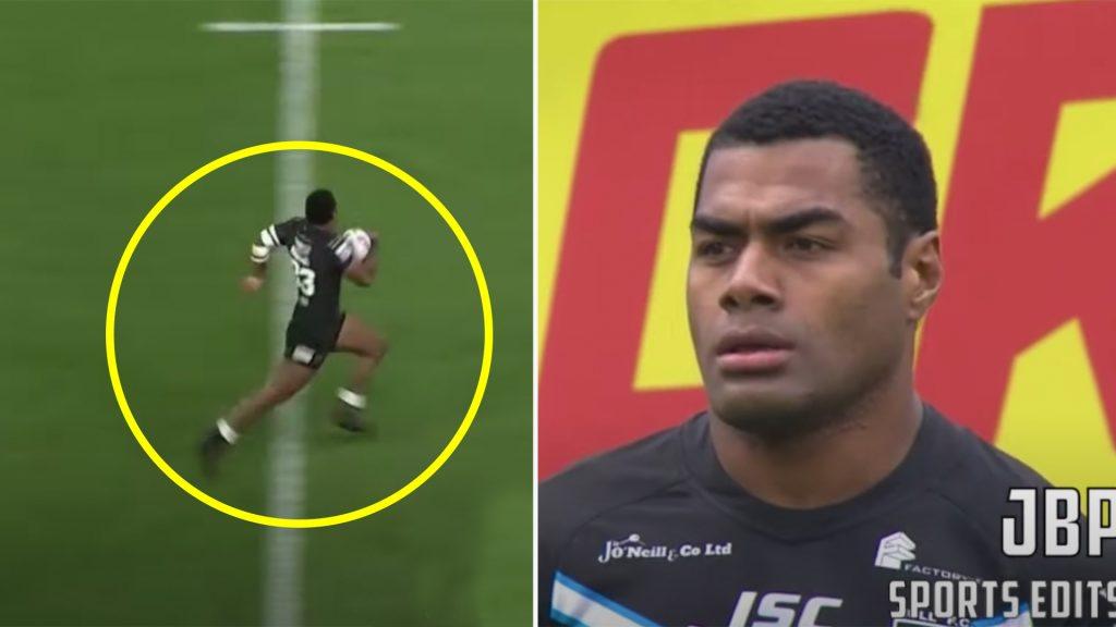 The terrifying highlight reel of Bristol Bear's new Fijian signing