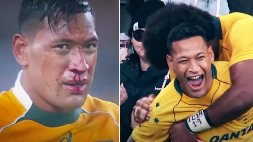 People are getting upset about new Israel Folau video which is depressing truth for Australia fans