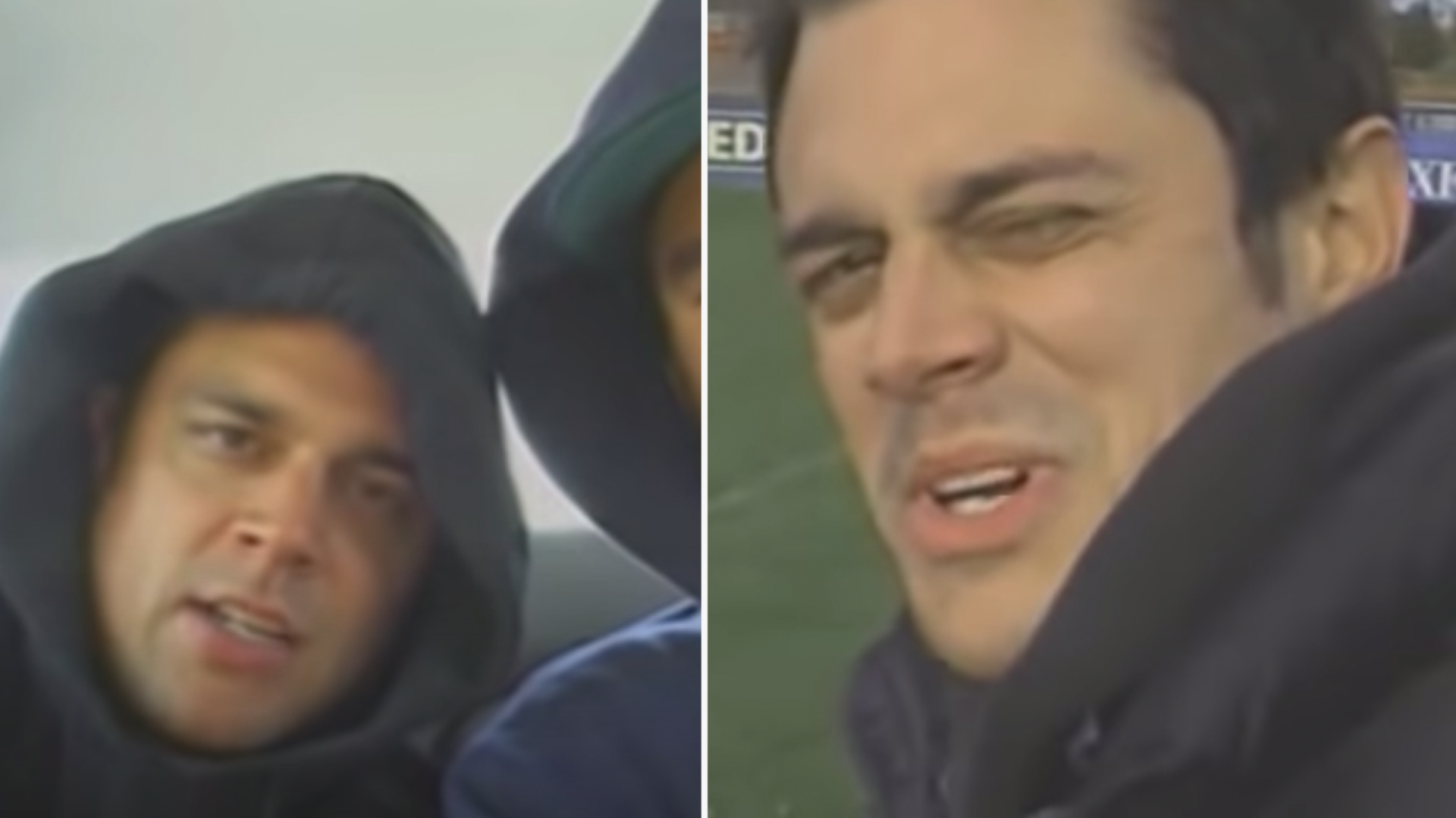 The time when Johnny Knoxville played rugby and got it handed to him