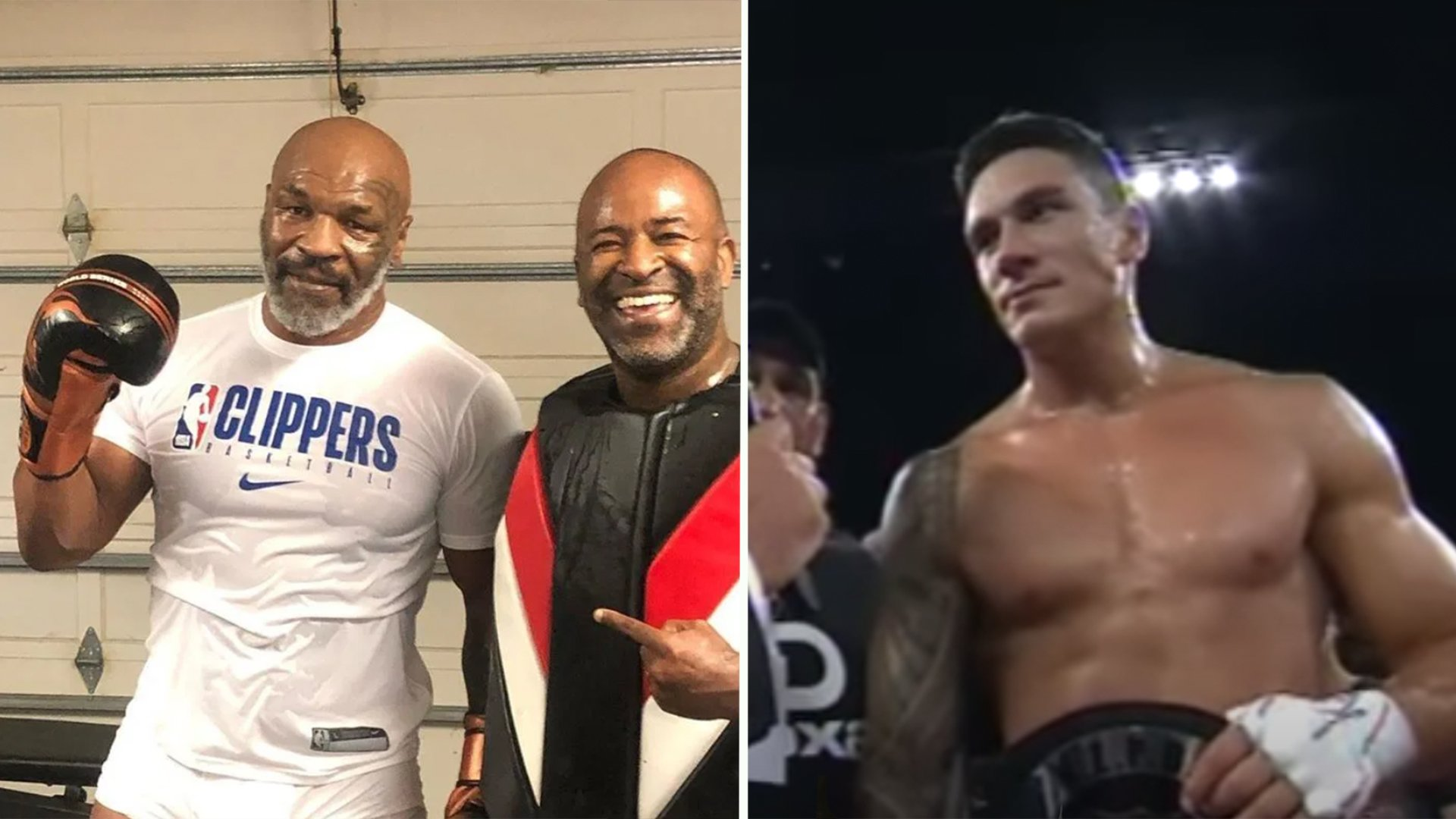 Footage of Mike Tyson training at 53 should terrify Sonny Bill Williams before their boxing match
