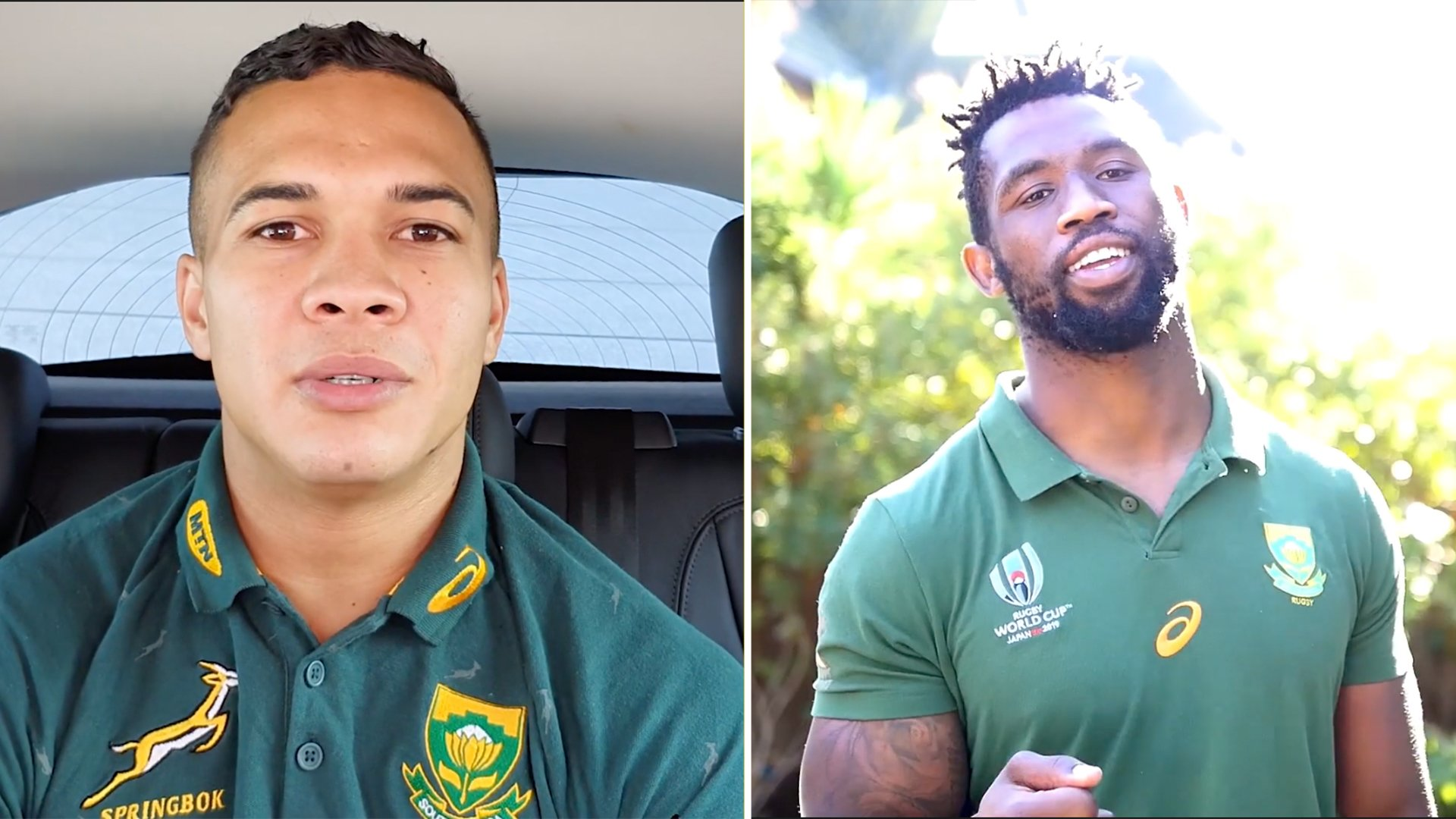 Springboks hilariously burn England as they announced brilliant initiative to help South Africa