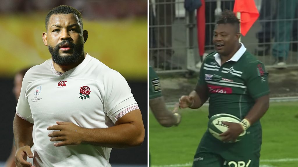 Steffon Armitage - the England legend that never was