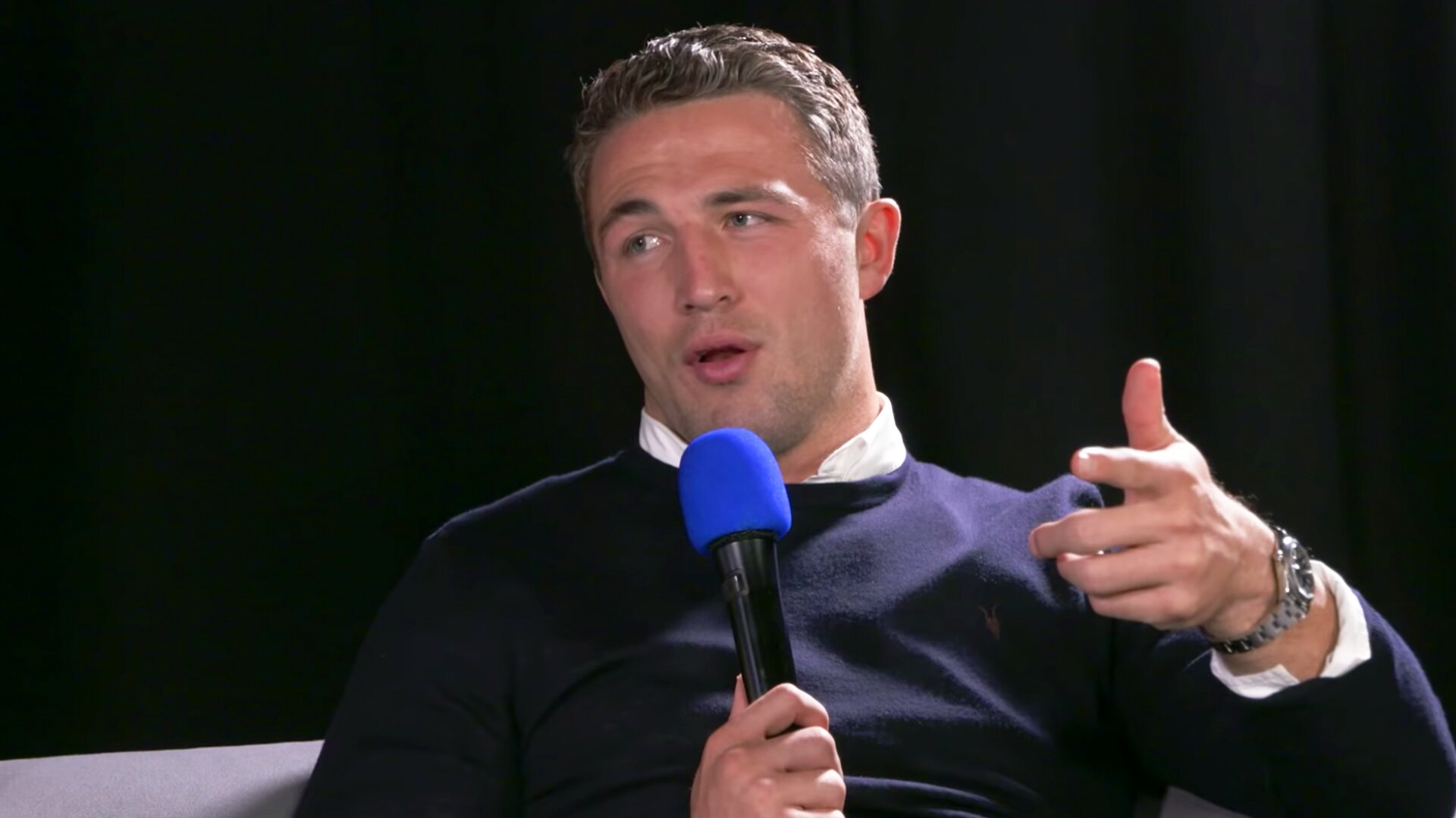 Sam Burgess launches scathing attack on former teammate in explosive new interview