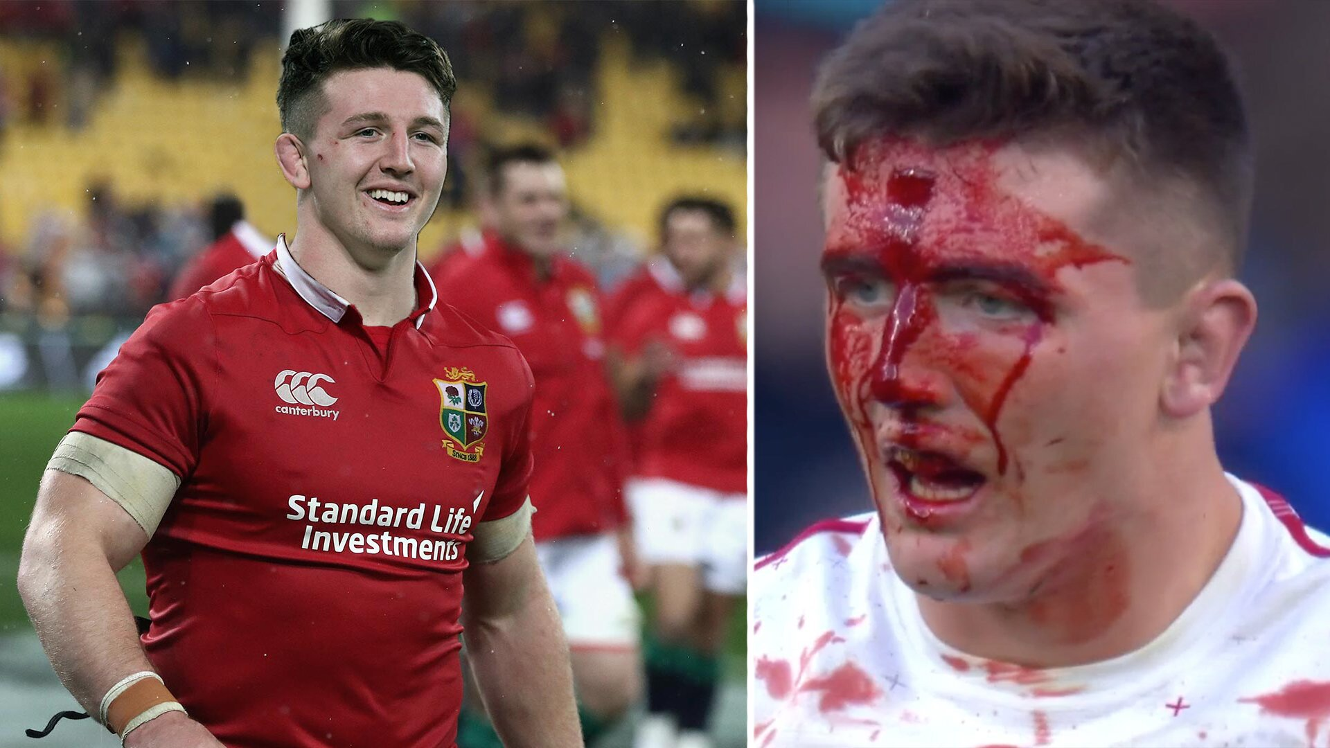 Tom Curry should be the first name on the list for the Lions Tour - Stunning new video is proof