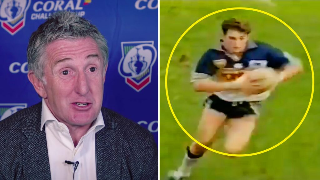 If you didn't know how good Jonathan Davies really was - watch this
