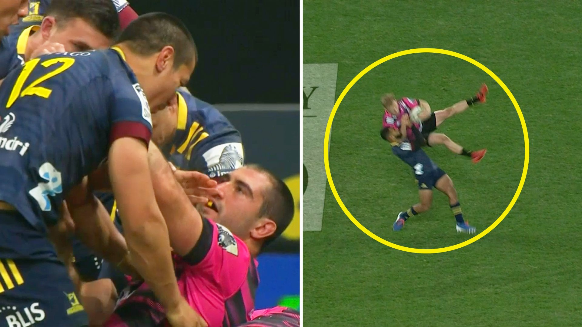 Fights and foul play in fiery Super Rugby opener
