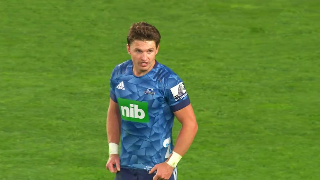 The All Blacks have just released Beauden Barrett's player cam and it's outstanding