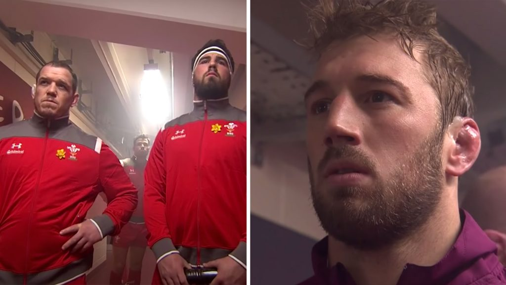 England refuse to leave tunnel before Wales in awkward 2015 pre match encounter