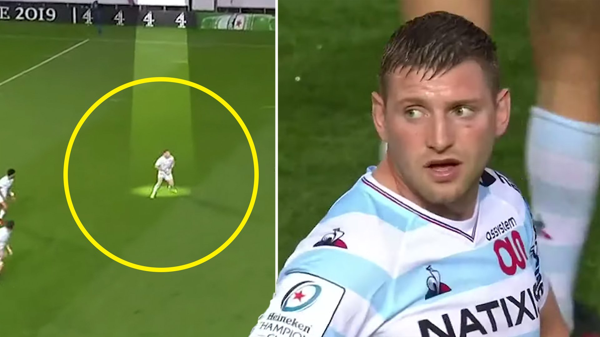 BT Sport have just dropped Finn Russell's highlights from 2020 - Why he must start for Lions