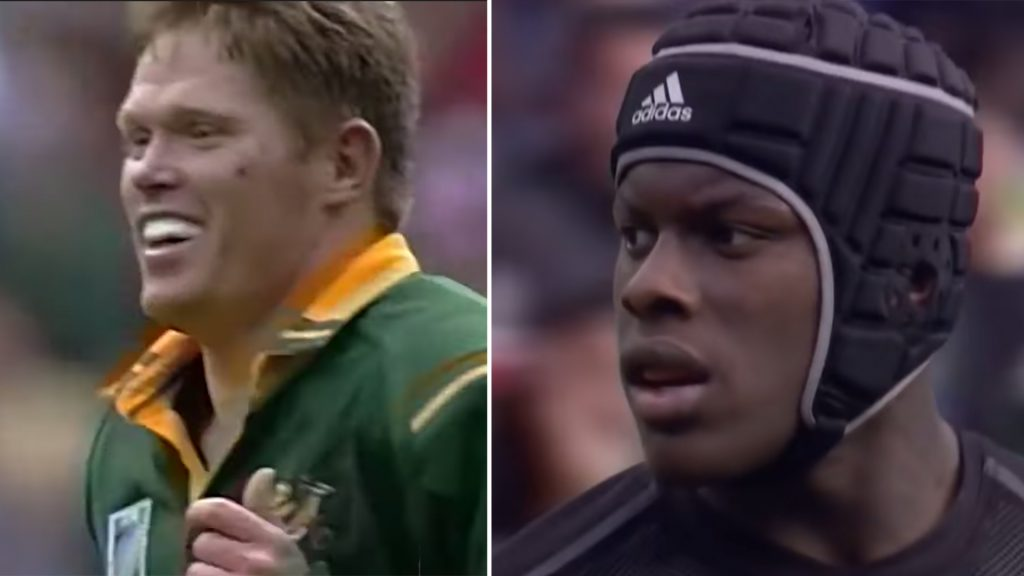 Rugby fan compiles greatest tomfoolery in rugby compilation - England feature in almost all