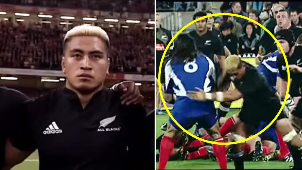 New video outlines just how destructive legendary All Black Jerry Collins was