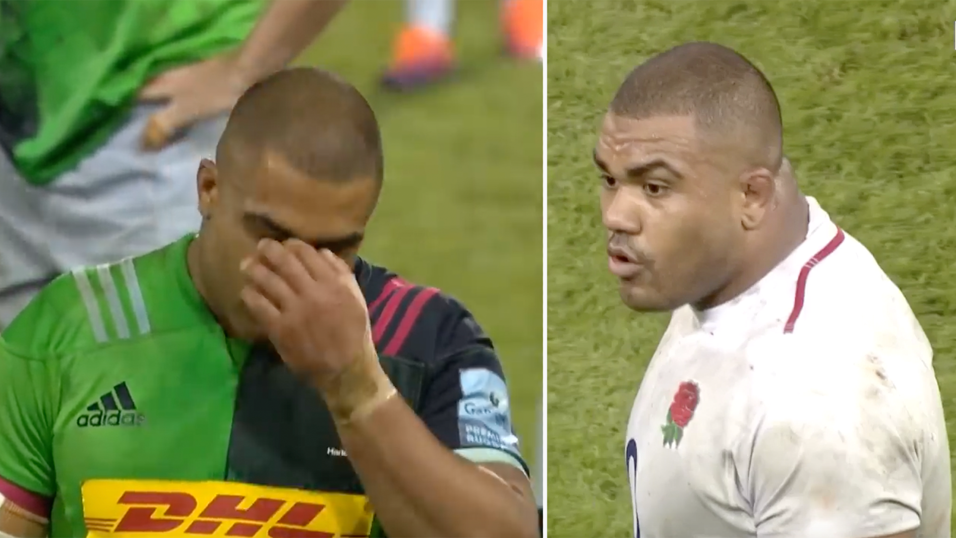 Shocking  new video reveals just how much of a liability that Kyle Sinckler is in rugby