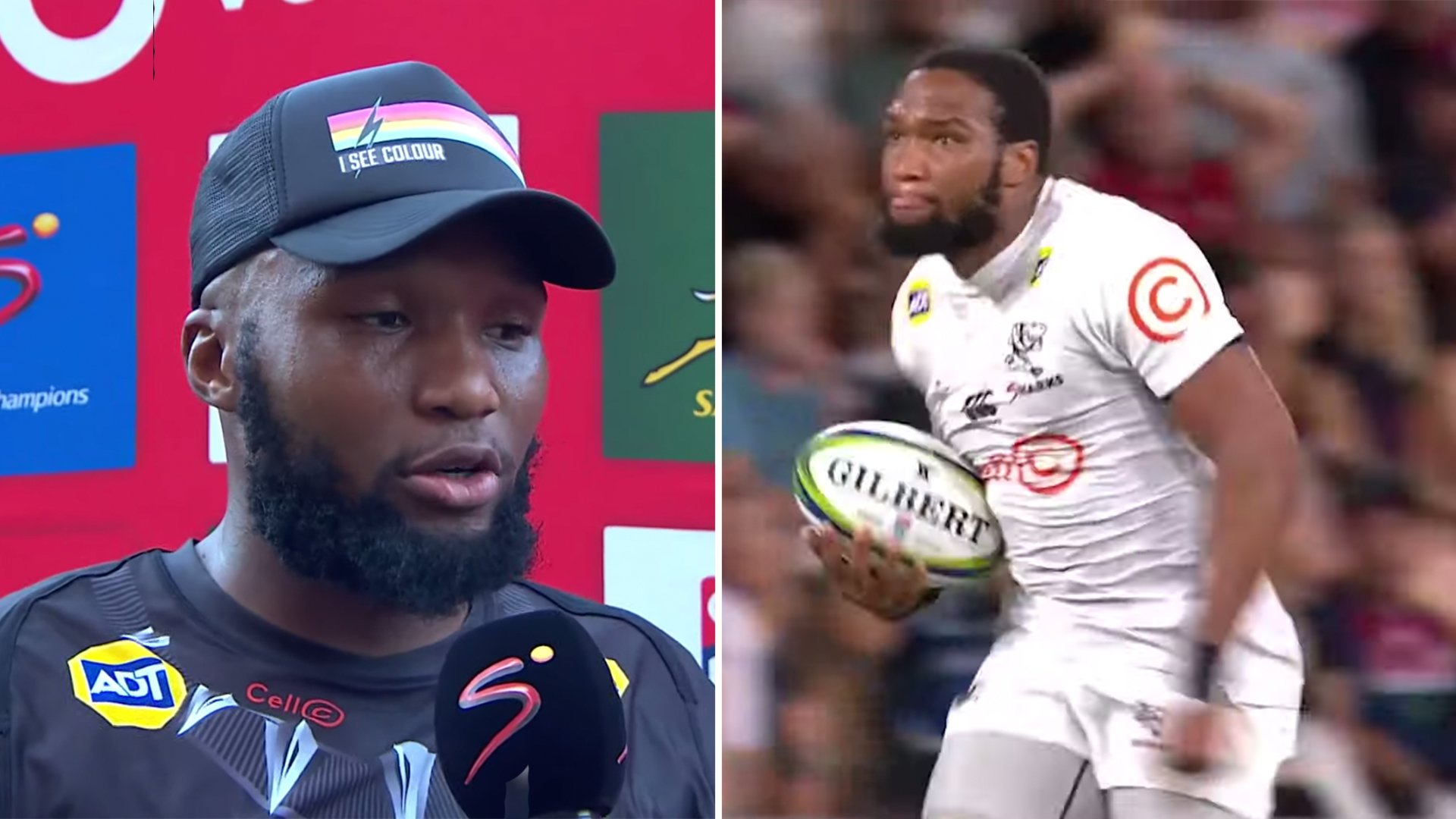The stunning Lukhanyo Am video which World Rugby wouldn't want you to see