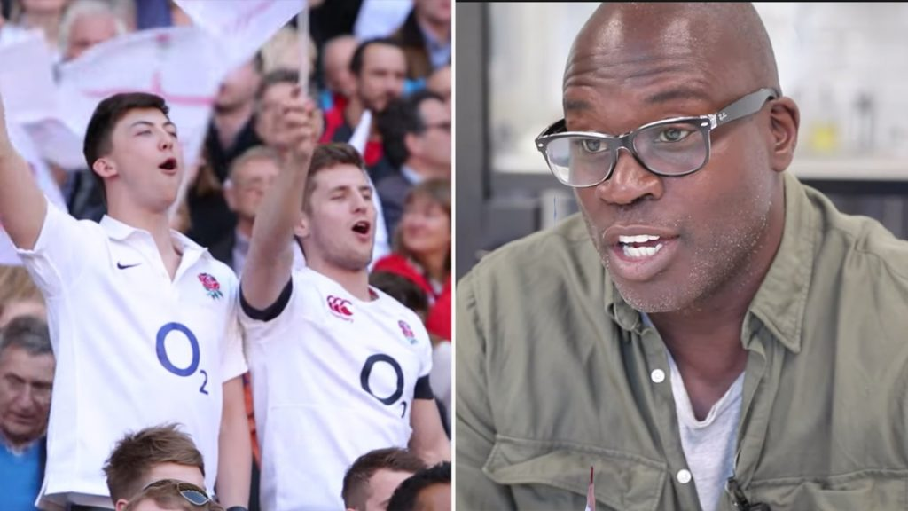 Rugby legend Martin Offiah speaks out on calls for Swing Low to stop being sung at Twickenham