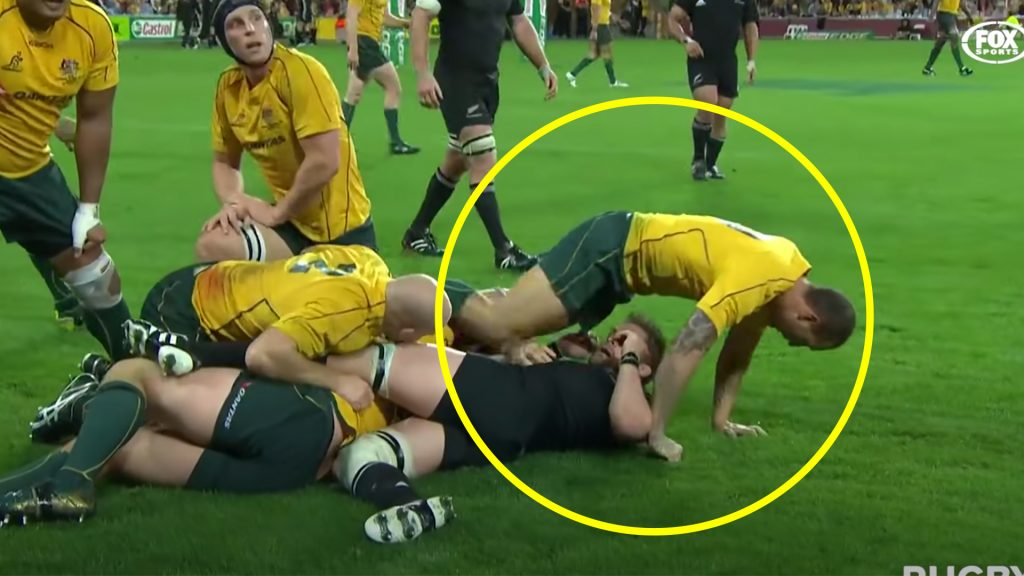 New footage reveals the reasons why so many New Zealanders still despise Quade Cooper