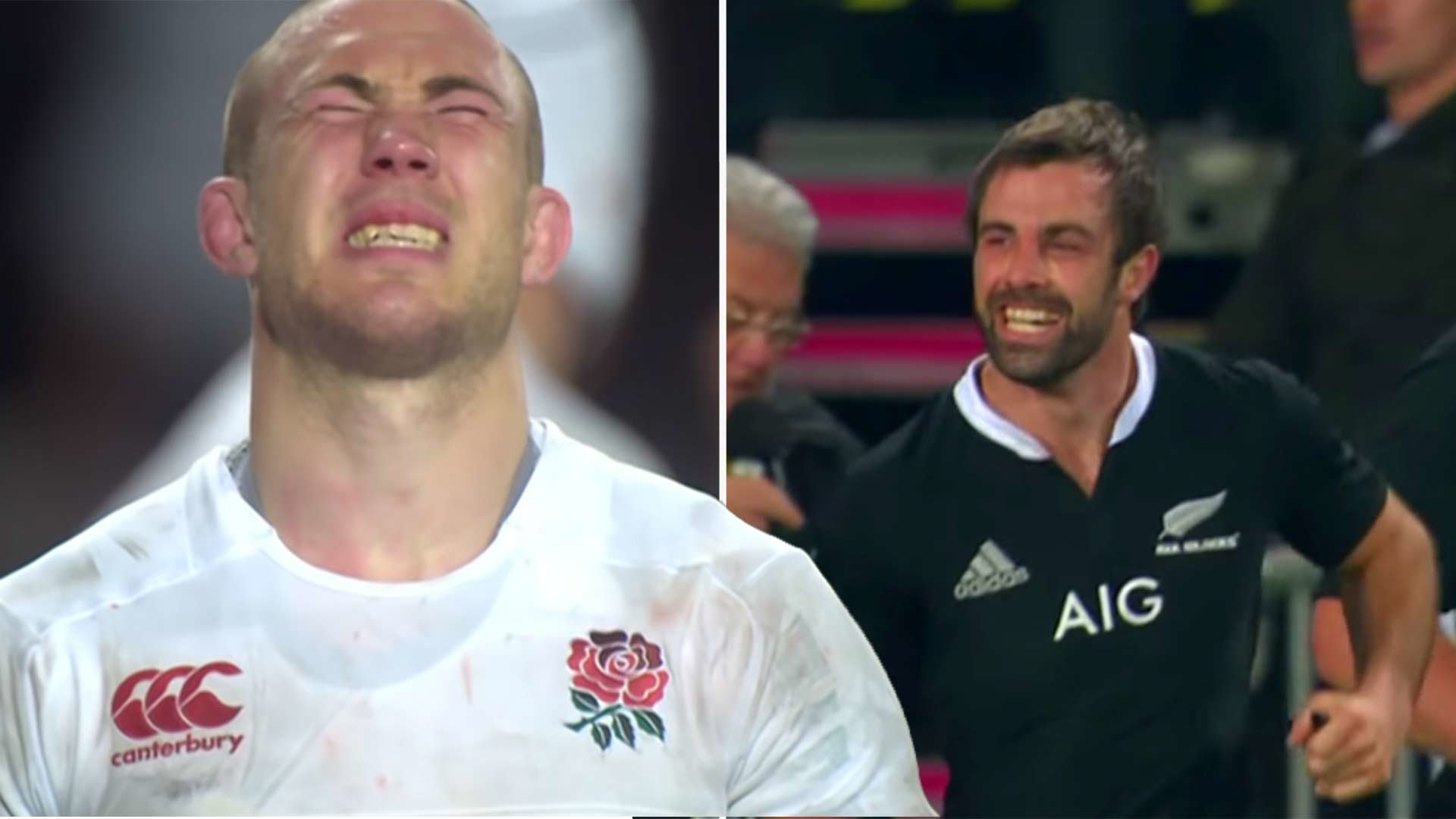 The All Blacks release full footage of England's most painful defeat in New Zealand ever