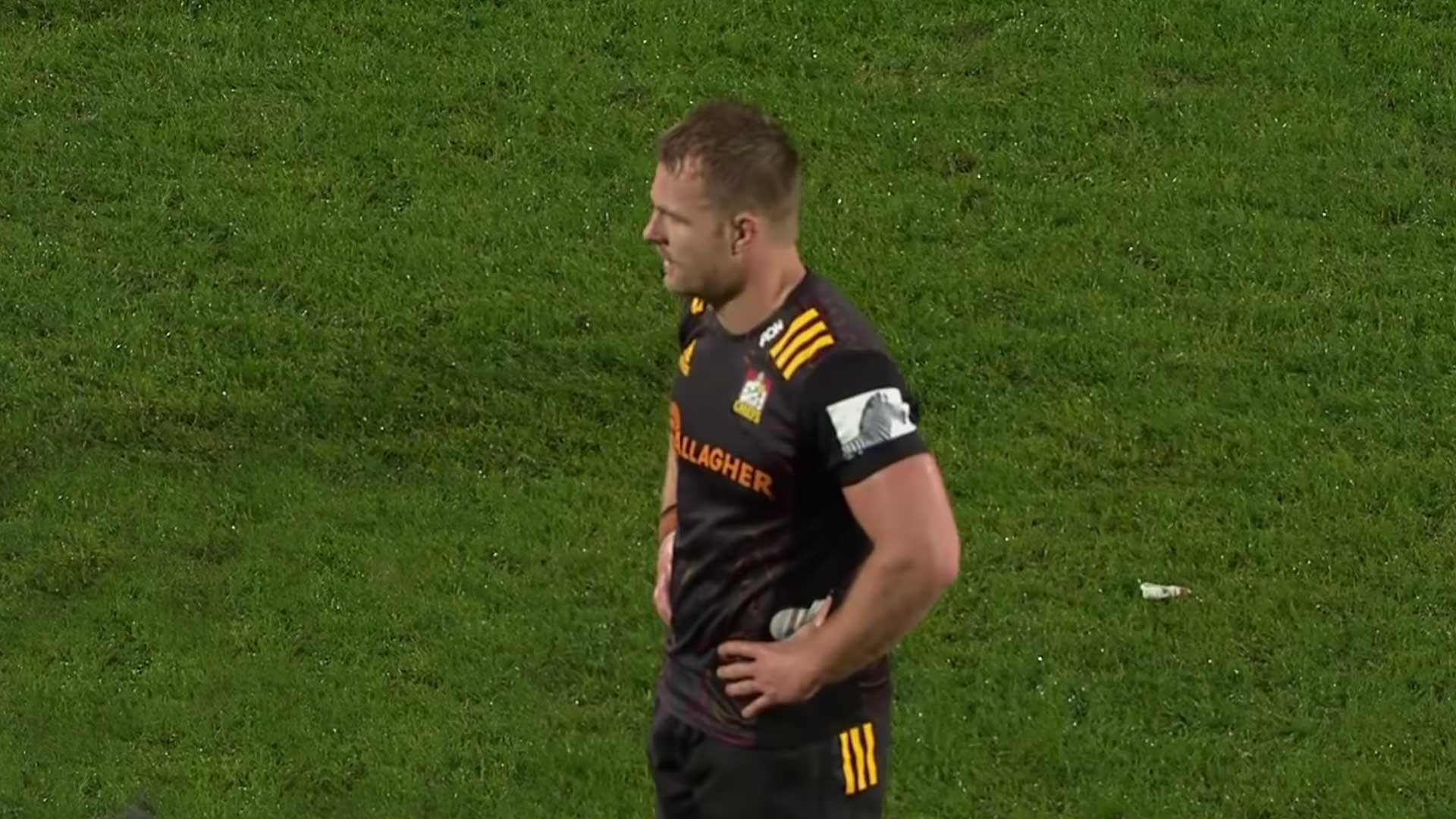 Rugby fans worried about All Black Sam Cane after play cam reveals worrying trend