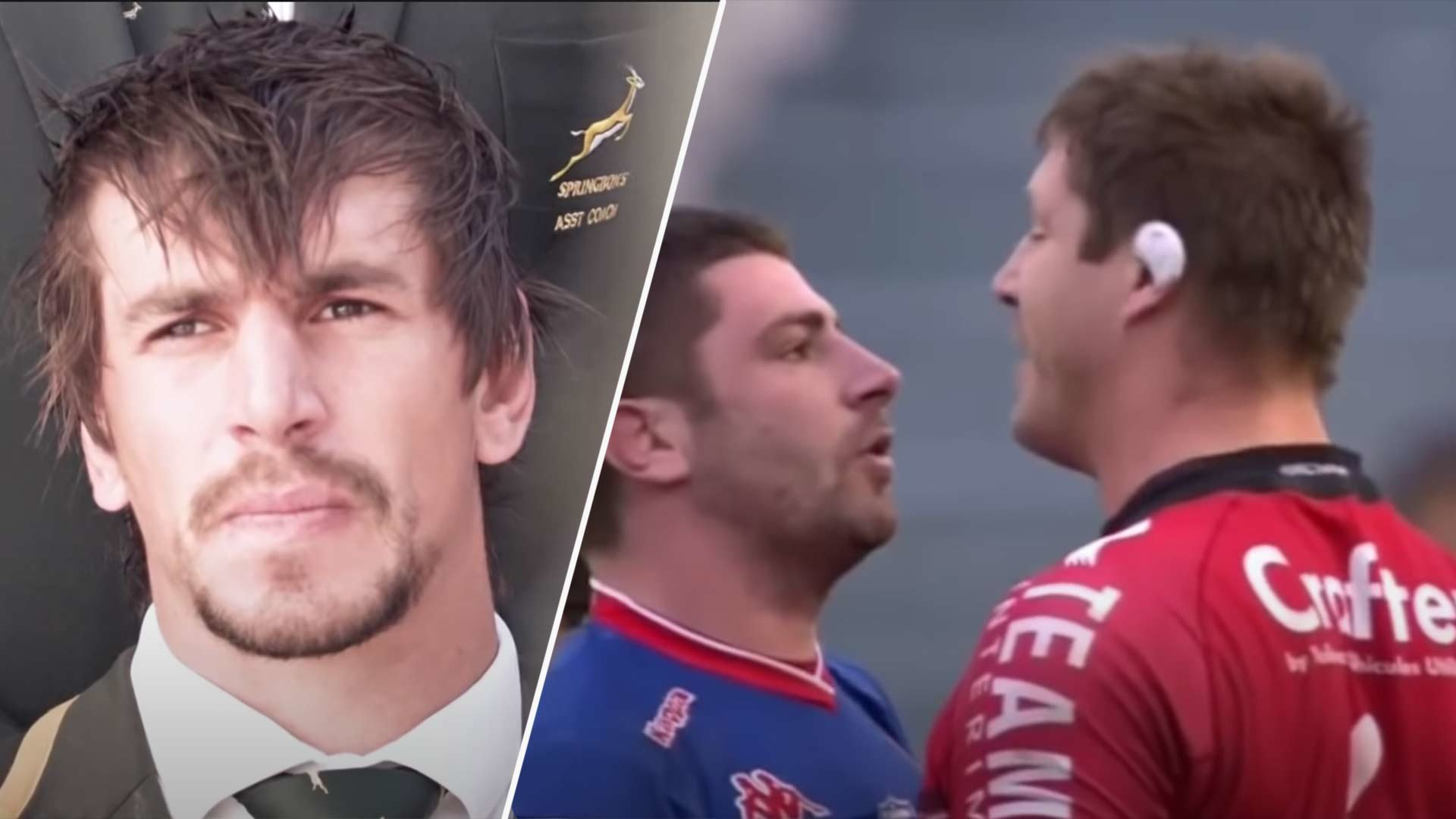 Top rugby referee believes Springbok legend Bakkies Botha  may have struggled to excel in today's rugby world