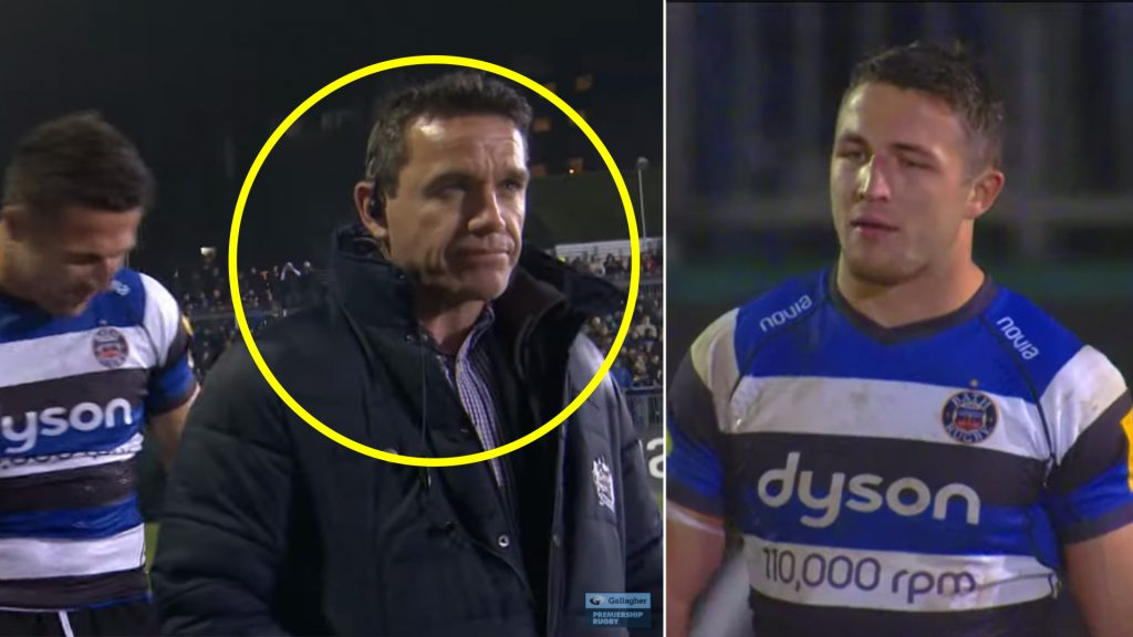 Shocking Sam Burgess video is closest thing to proof that he was doomed to fail in Rugby Union