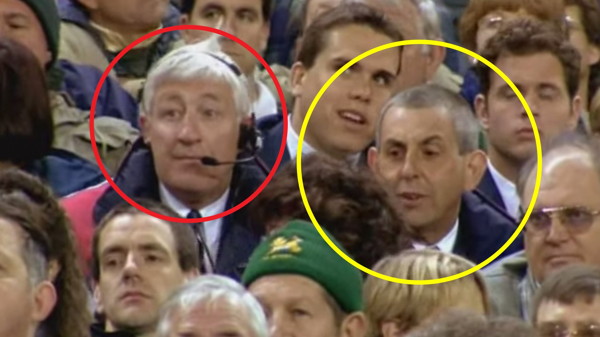 Video of Former British & Irish Lions arguing with Springbok fans is reminder of how petty South Africans can be