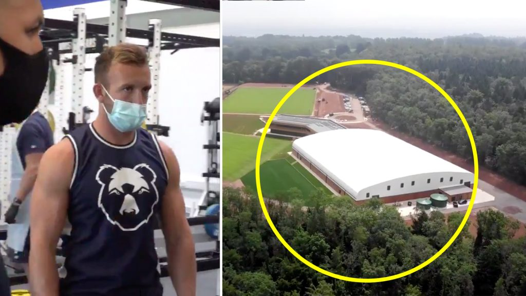 Bristol Bears officially unveil their game changing new training facility in dramatic new video
