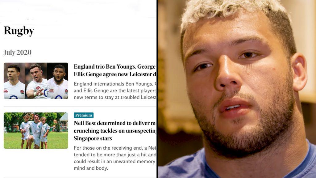 Huge backlash as another major publication confuses Ellis Genge and Lewis Ludlam