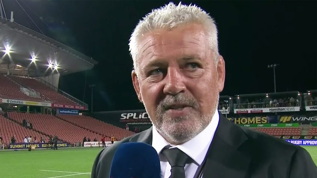 Is Warren Gatland still the man to lead the Lions in South Africa?