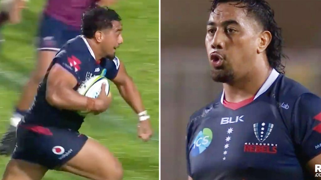 145kg prop stuns Super Rugby crowd with bone crunching tackle in awesome display of power