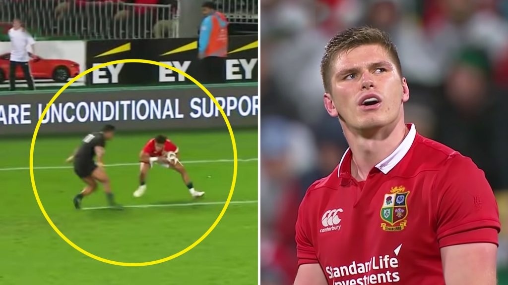 People don't realise how ferocious the gameplay got in the 2017 Lions Series