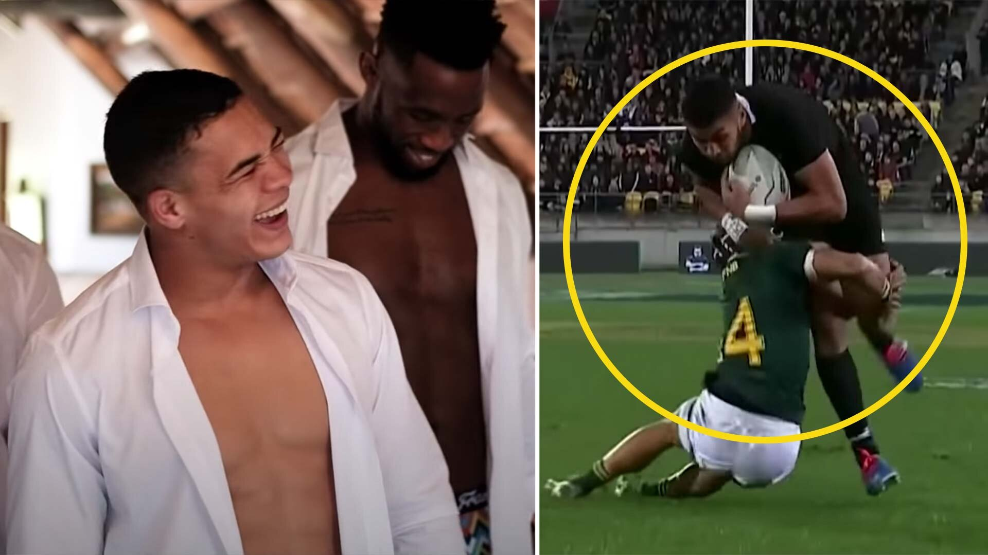 Why people are right to say Cheslin Kolbe is the best winger of the 21st century