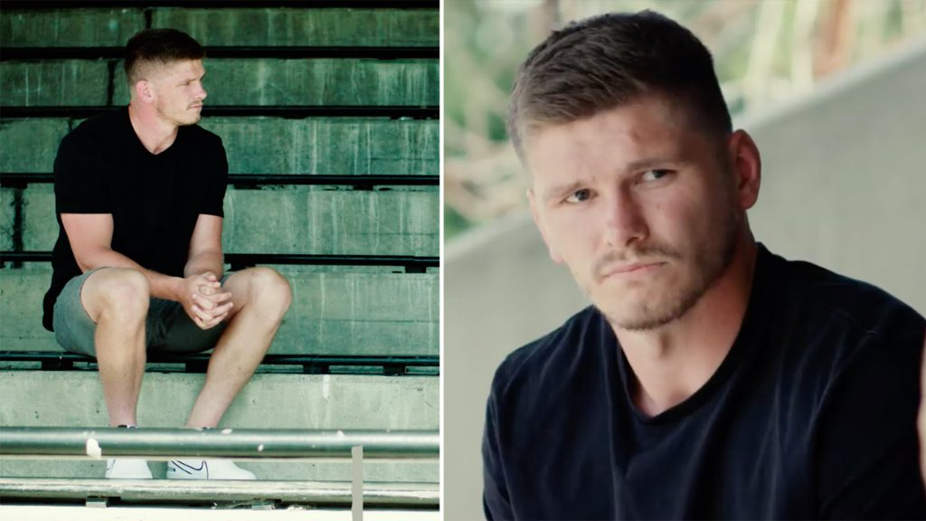 Owen Farrell releases revealing new video on some of the biggest struggles in his life
