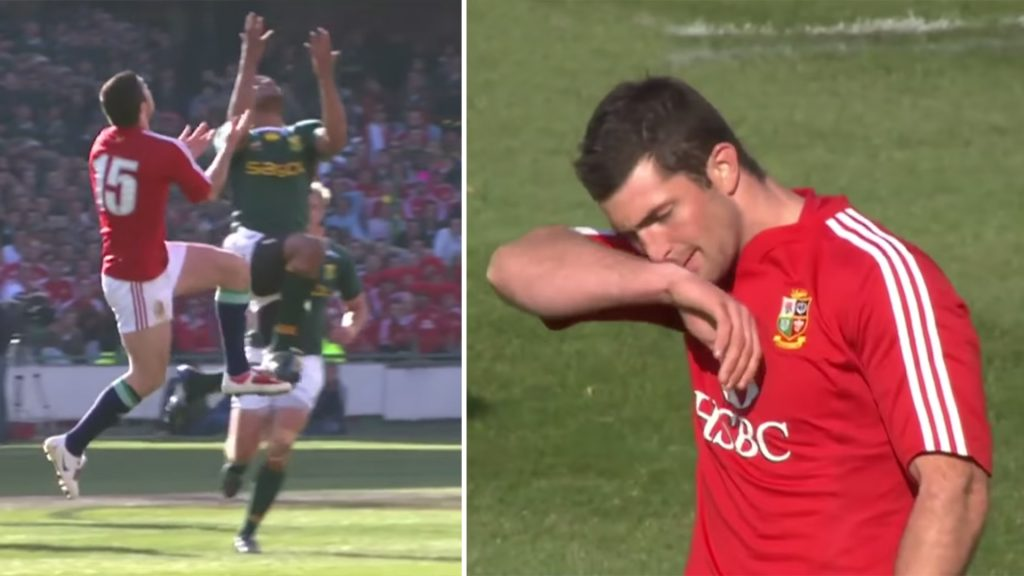 New video displays how inhumanly brilliant Rob Kearney was for the Lions in 2009