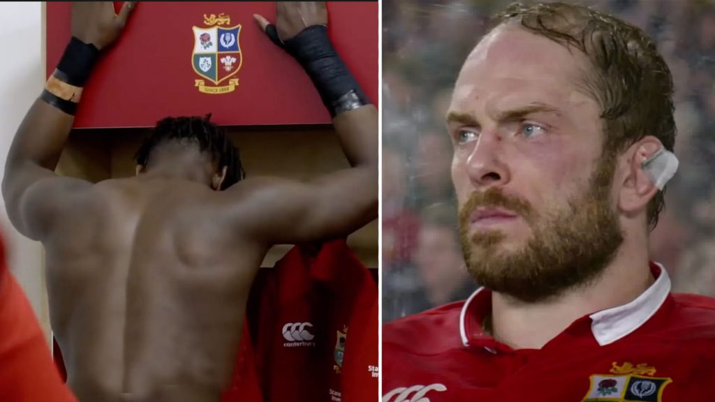 Vodafone announce they are official shirt sponsors of Lions in spine-tingling new video