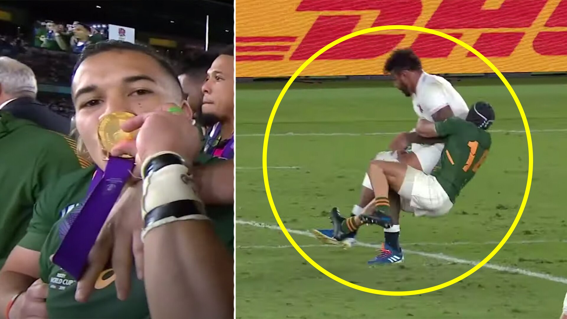 World Rugby have just proved that South Africa would NOT have won the World Cup without Cheslin Kolbe
